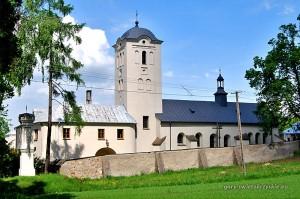 Święta Katarzyna - klasztor bernardynek