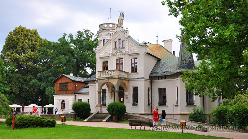 Pałacyk Henryka Sienkiewicza w Oblęgorku