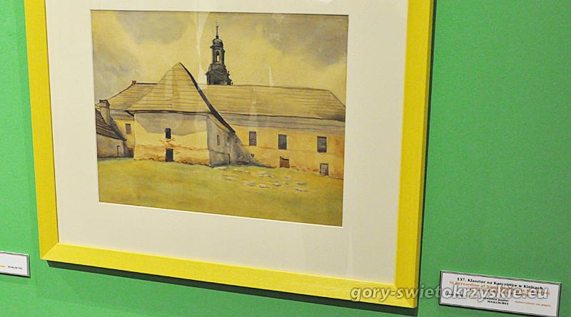 Polskie zamki i miasta według Ryszarda Praussa